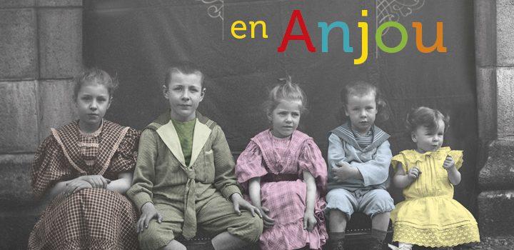 creazen, Exposition l'enfance en Anjou, archives départementales de Maine-et-Loire, scénographie de l'exposition Jean-Yves Bardin, creazen